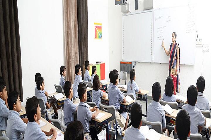 Opy World School-Classroom