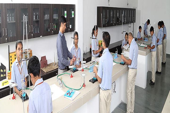Opy World School-Science Lab