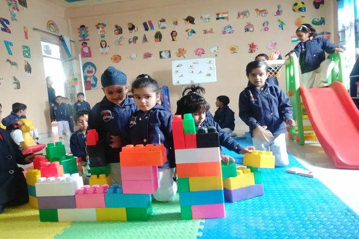 Oxford Public School-Classroom Activity