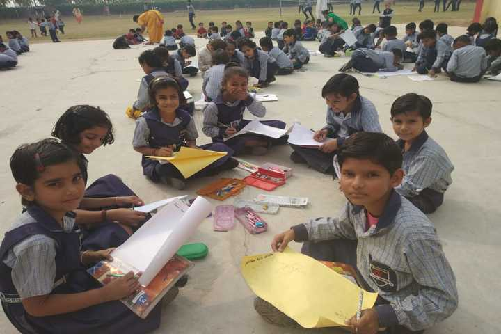 Oxford Public School-Drawing Competition