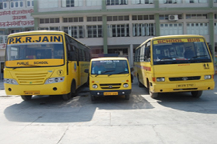P K R Jain Public School-Transport