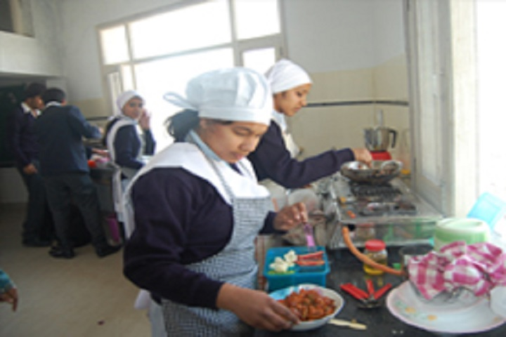 P K R Jain Public School-Cooking Classes
