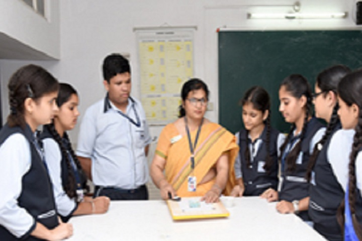 P K R Jain Public School-Physics Lab