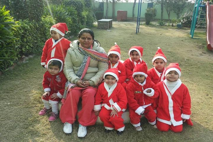 Paramhansa Senior Secondary School-Christmas Celebrations