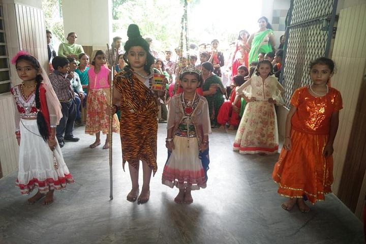 Paramhansa Senior Secondary School-Drama Performance