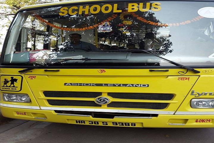Paramhansa Senior Secondary School-Transportation