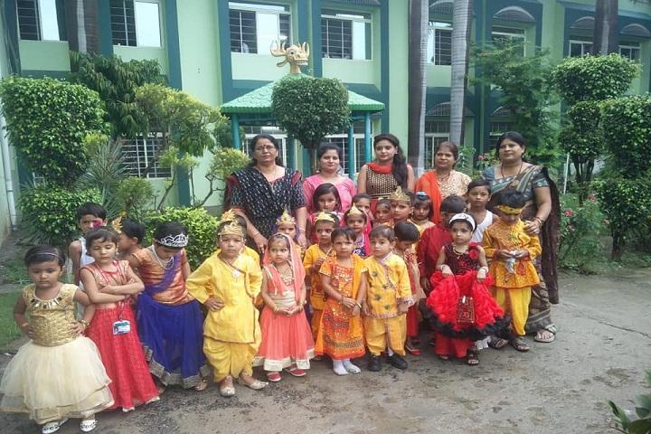 Paramhansa Senior Secondary School-Janamasthami Celebrations