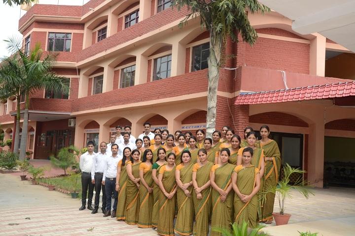Paramount Convent Senior Secondary School-Teaching Staff