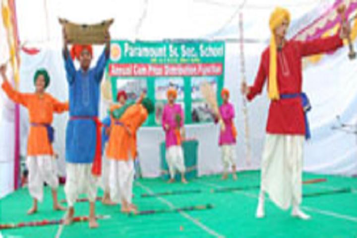 Paramount Senior Secondary School-Dances