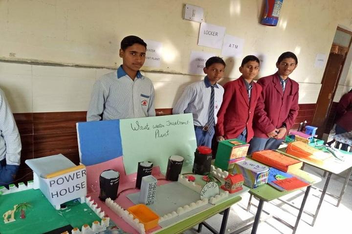 Paramount Senior Secondary School-Science Exhibition