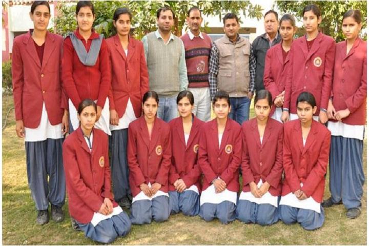 Paramount Senior Secondary School-Students