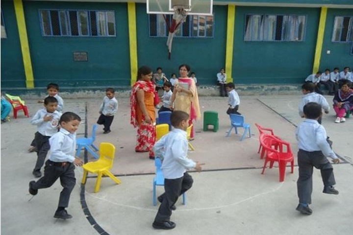 Partap Singh Memorial Senior Secondary School-Pre Primary Games