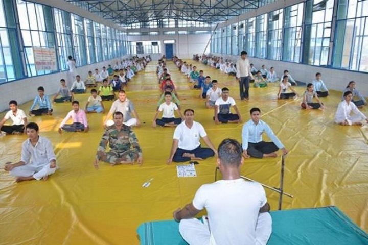Partap Singh Memorial Senior Secondary School-Yoga