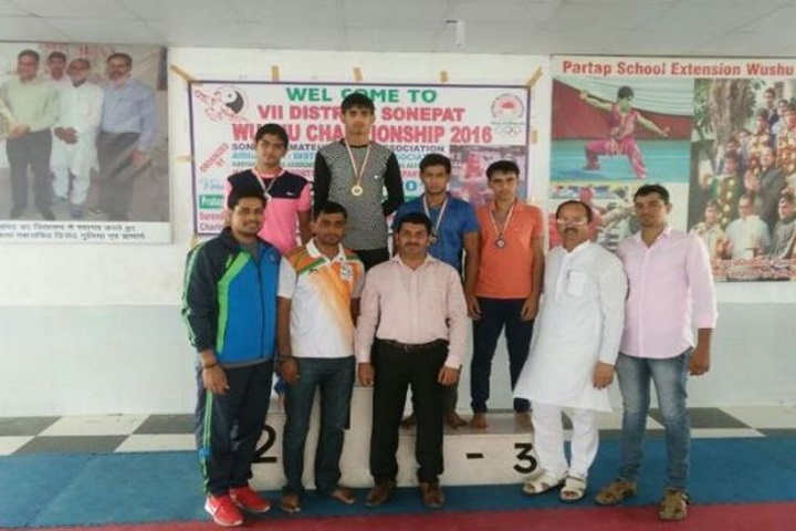 Partap Singh Memorial Senior Secondary School-Athletic Meet