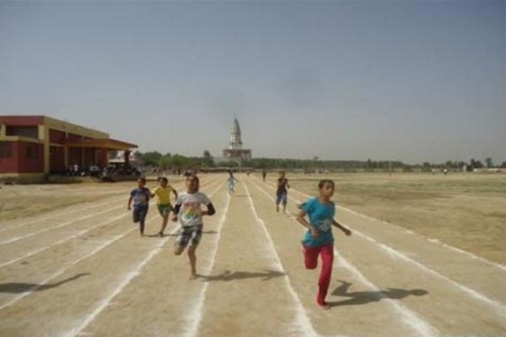 Partap Singh Memorial Senior Secondary School-Running Competition