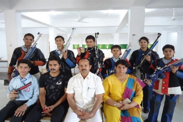 Partap Singh Memorial Senior Secondary School-Shooting Sports Team