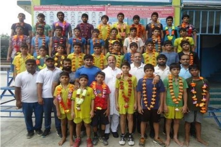 Partap Singh Memorial Senior Secondary School-Wrestling Team