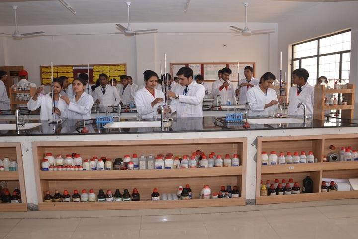 Parth Public School-Chemistry Lab