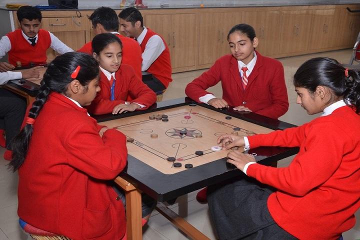 Parth Public School-Indoor Games