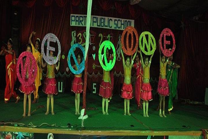 Parth Public School-Annual Day