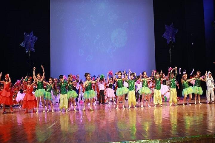 Pathania Public School-Nursery Students Dance