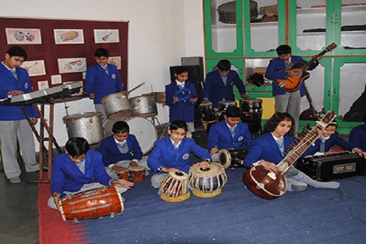 Prabhu Dayal Memorial Public School-Music Class