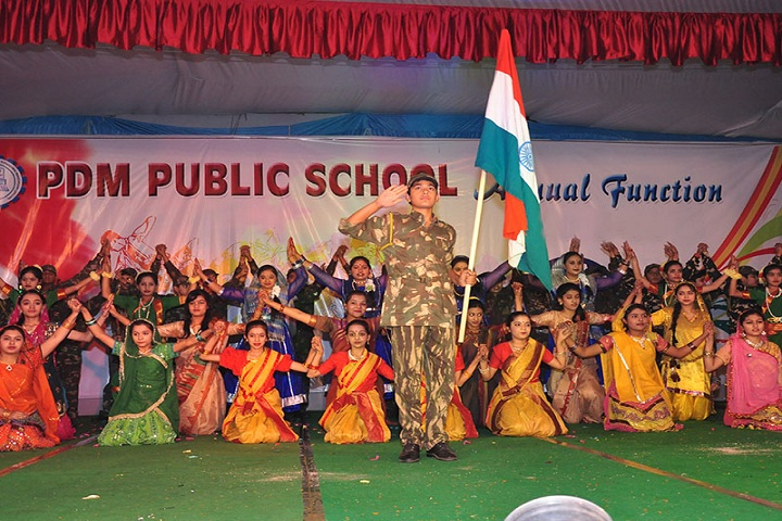 Prabhu Dayal Memorial Public School-Annual Function Meet