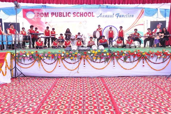 Prabhu Dayal Memorial Public School-Group Band Performance