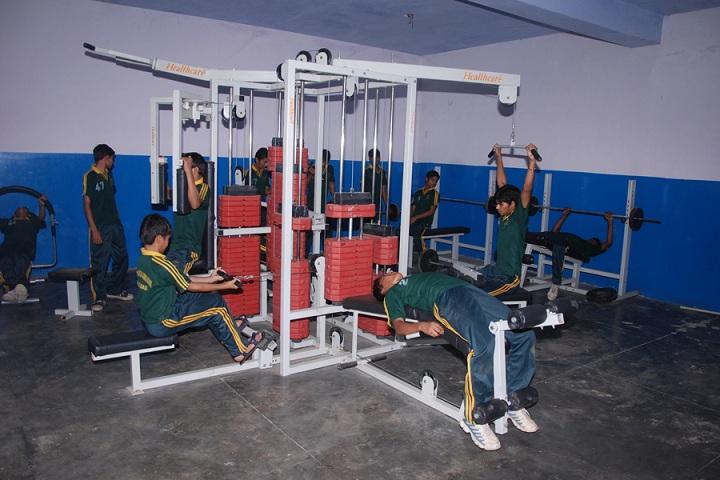 Pinewood International Boarding School-Gymnasium