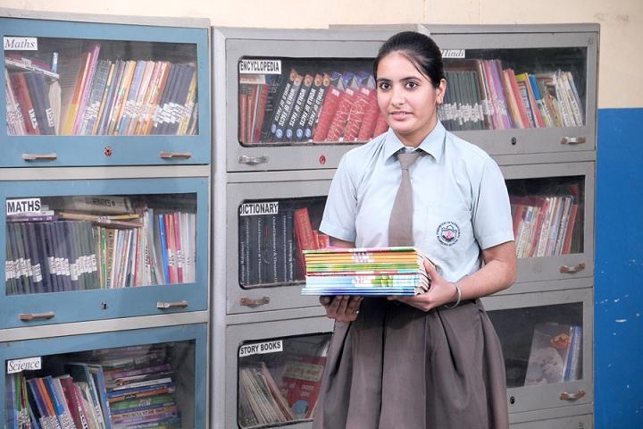 Pinewood International Boarding School-Library