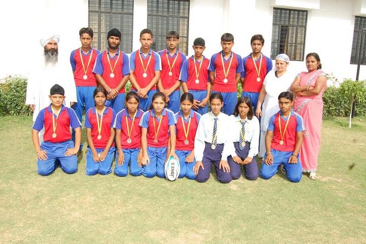Pioneer Senior Secondary School-Athletic Meet