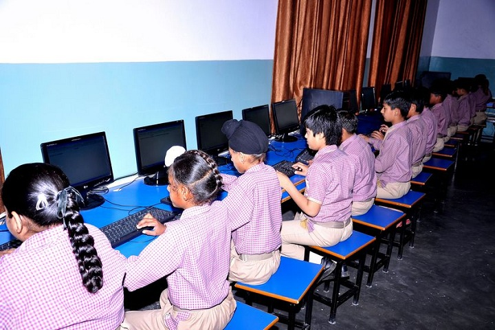 Pioneer Senior Secondary School-Computer Lab