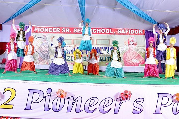 Pioneer Senior Secondary School-Dance Performance 1