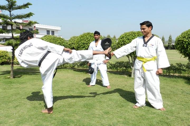 Pioneer Senior Secondary School-Karate