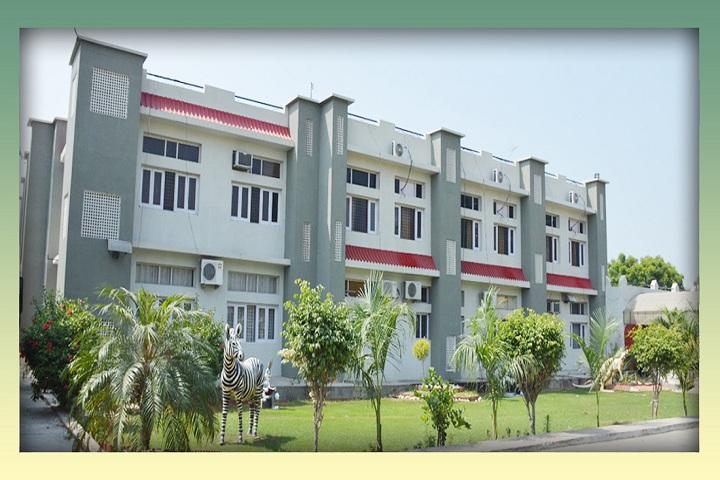 P K R Jain Vatika-Campus