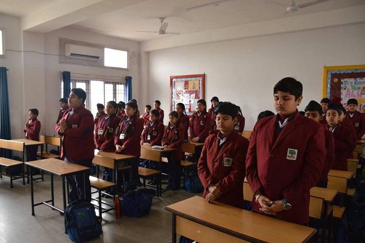 P K R Jain Vatika-Classroom