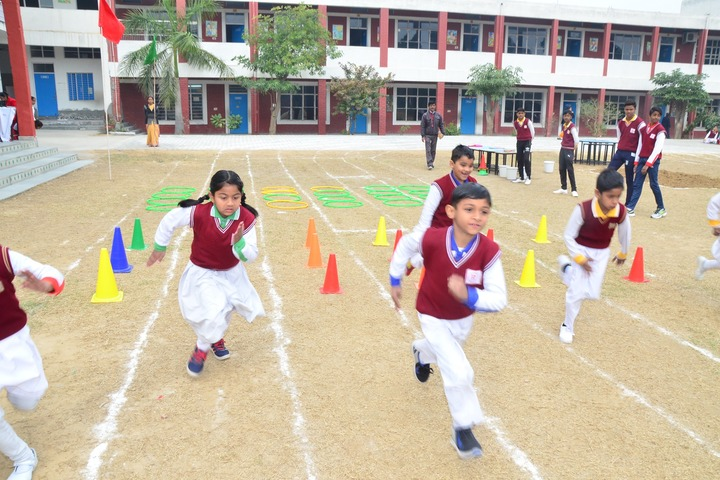 Pole Star Public School-Sports