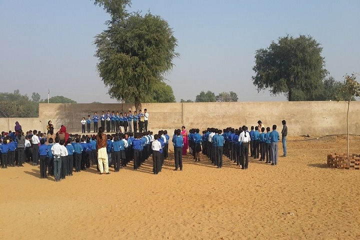 Pole Star Public School-Assembly