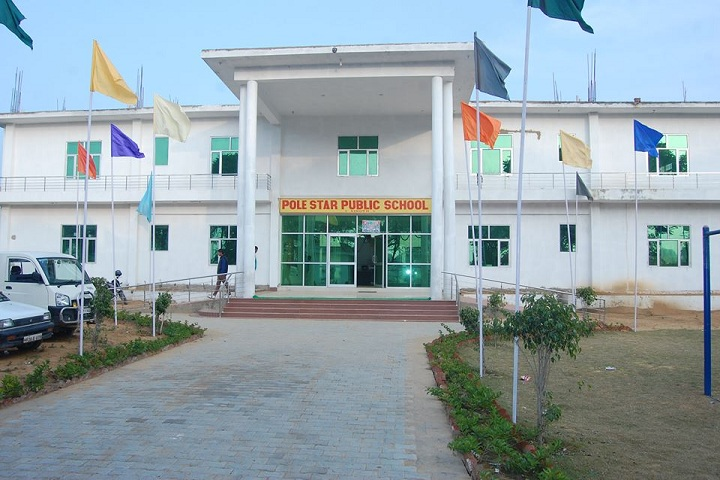 Pole Star Public School-Building