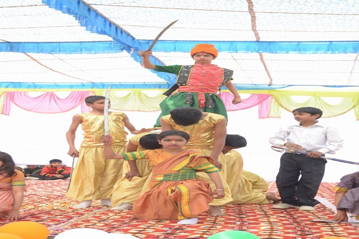 Pole Star Public School-Drama Performance