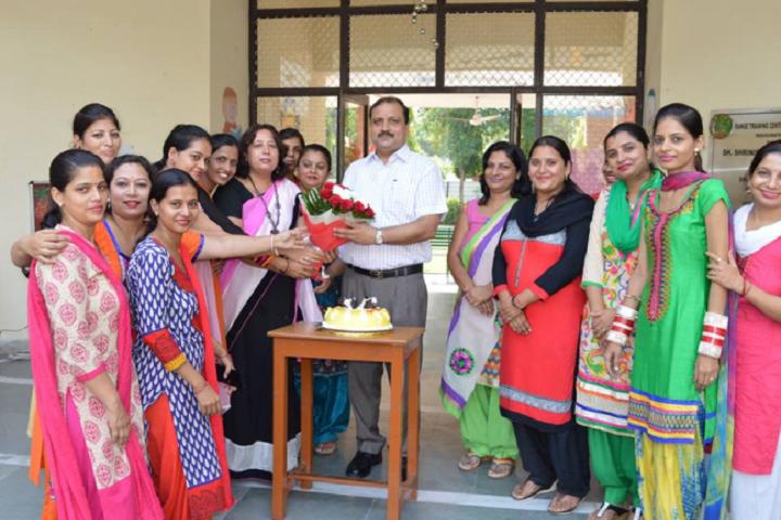 Police Dav Public School-Teachers Day Celebrations