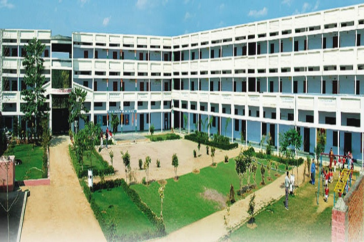 Pooja Modern Public School-Campus