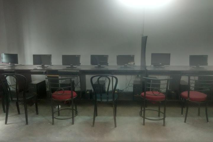 Pooja Modern Public School-Computer Lab