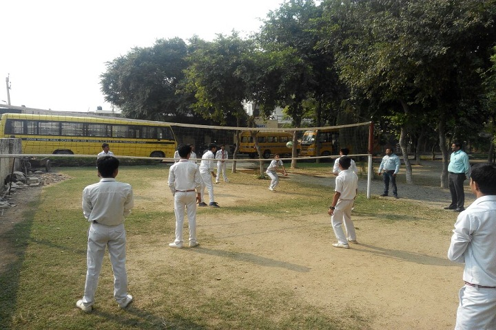 Pooja Modern Public School-Sports Activity