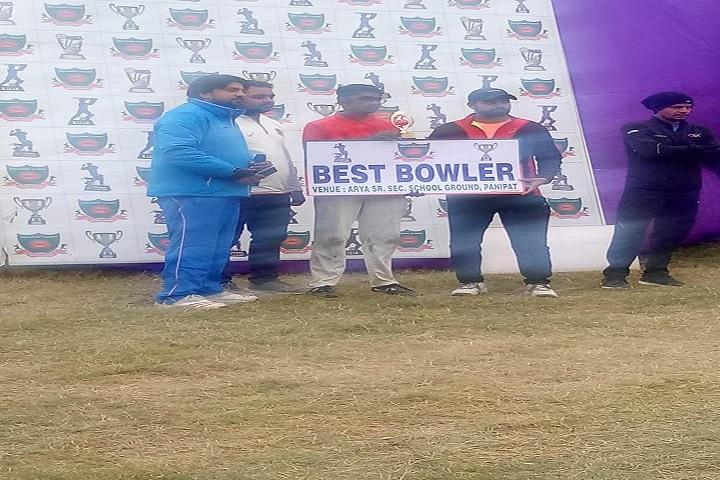 Pooja Modern School-Best Bowler