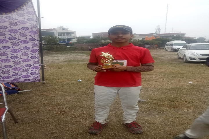 Pooja Modern School-Cricket Winner