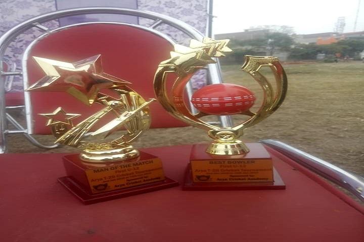 Pooja Modern School-Prize