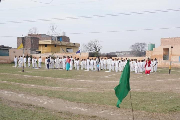 Pooja Modern School-Sports Day Celebration
