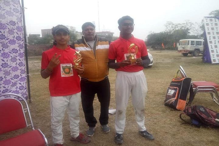 Pooja Modern School-Sports Winner