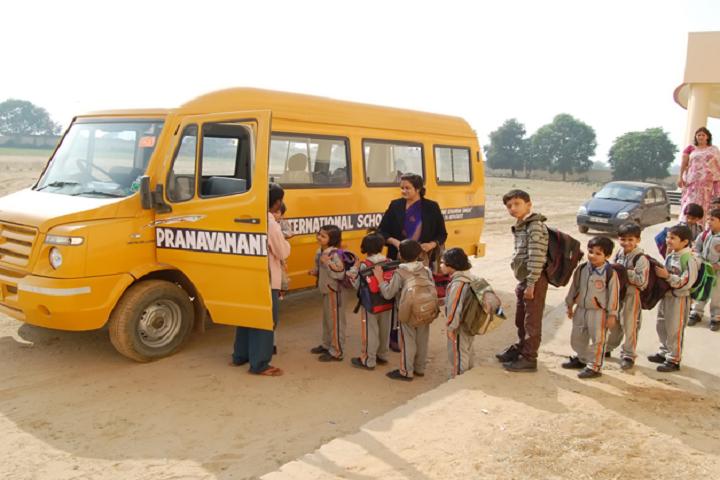 Pranavananda International School-Transportation